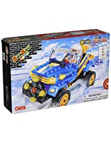 BanBao Wind Racer Series Building Set, 108-Piece