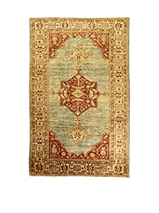 L'Eden del Tappeto Teppich Agra beige/braun 319t x t197 cm
