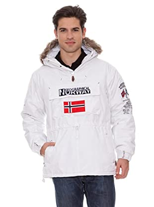 Geographical Norway Parka Billal (Blanco)