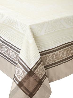 Garnier-Thiebaut Sully Tablecloth (Perla)