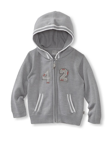 KANZ Baby Hooded Sweater (Grey)