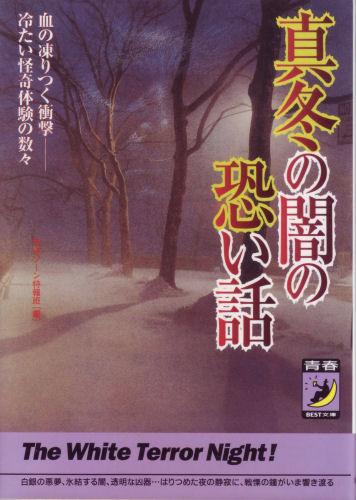 真冬の闇の恐い話―血の凍りつく衝撃 冷たい怪奇体験の数々 (青春BEST文庫)