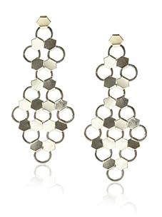 Lionette Designs by Noa Sade Gold Maya Mesh Earrings