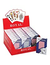 Standard Paper Pinochle Playing Cards (Set Of 6)