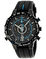 Timex Intelligent Quartz Analog Black Dial Men's Watch - T49859