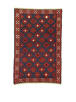 Eden Teppich Beluc mehrfarbig 86 x 132 cm