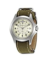 Hamilton Khaki King Quartz Men'S Watch - Hml-H64451823
