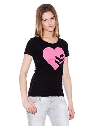 Gio Goi Camiseta Timptrak (negro)