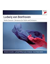Beethoven: Violin Concerto in D Major, Op. 61 - Romances for Violin Nos. 1 & 2