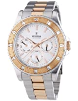 Festina Festina - Wristwatch, Quartz Analog, Rivestito In Stainless Steel - Vendome