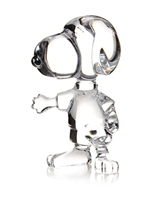 Baccarat Friendly Snoopy (Clear)