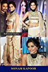 Sonam Kapoor Bollywood Replica Cream Net Lehenga Saree