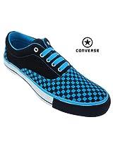 Converse Men'S Canvas Shoe 111138-Black Blue