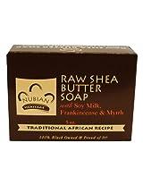 Nubian Heritage Soap Bar, Raw Shea and Myrrh, 5 Ounce