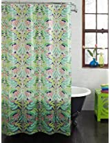 Ex-Cell Finger Paint PEVA Shower Curtain, 70 by 72-Inch