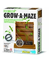 4M Green Science Grow-a-Maze