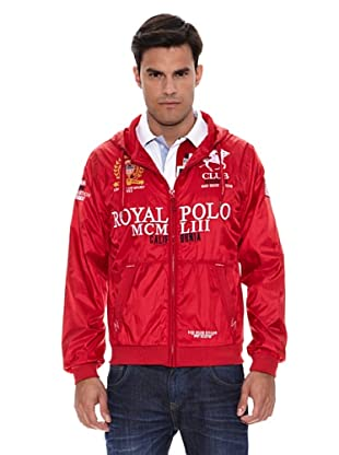 Geographical Norway Chaqueta Canterburry (Rojo)