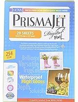 Nova Prismajet Digital Plus Inkjet Printer Paper, A4 (20 Sheets)