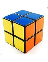 ShengShou 2x2 Black + Maru Lube 10ml + Cubelelo Cube Pouch COMBO Offer