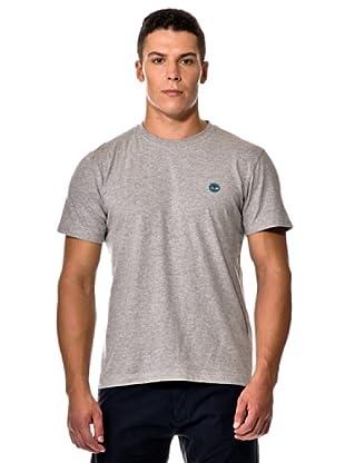 Timberland Camiseta M/M (Gris)