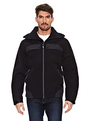 James Harvest Parka Overland (Negro)