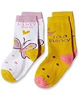 Looney Tunes Girls' Socks