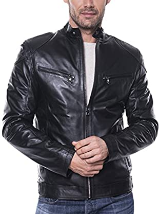 GIORGIO DI MARE Giacca Pelle Men'S Leather Jacket
