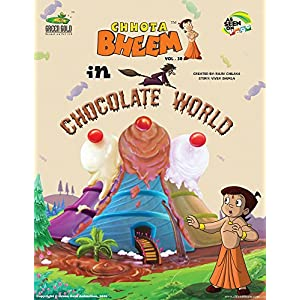 Chhota Bheem in the Chocolate World - Vol. 30