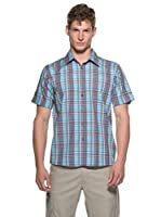 Salewa Camisa Jacko Dry (Azul Claro)