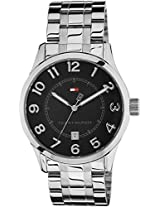 Tommy Hilfiger Analog Black Dial Men's Watch - NTH1710334J