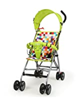 LuvLap Sunshine Baby Buggy (Green)