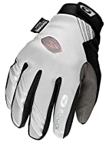 Sugoi RS Zero Gloves, White/Black, Small