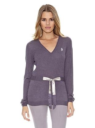 US Polo Assn Jersey Loraine (Gris Azulado)