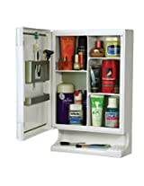 Cipla Plast New Look Multipurpose Cabinet- White