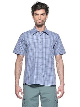 Salewa Camisa Jacko Dry M (Azul)