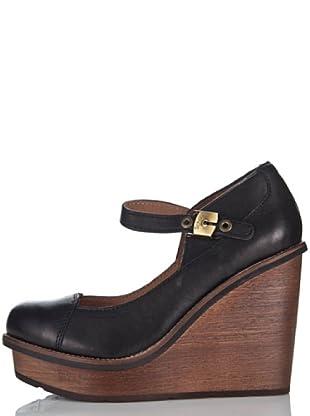 Scholl Zapatos Ainah (Negro)