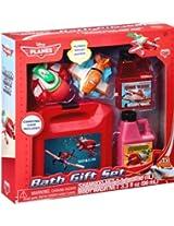 Disney Planes Bathtub Bath Gift Set Planes squirt water!