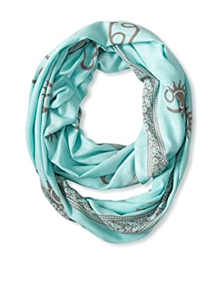 Sir Alistair Rai Women's Zodiac Circle Scarf, Cancer, One Size