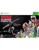 Rapala Pro Bass Fishing with Rod Peripheral (Xbox 360)