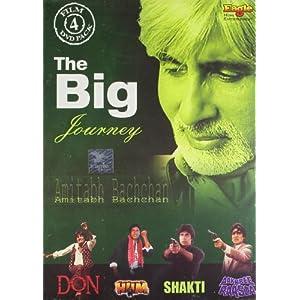 The Big Journey (Set of 4 DVDs- Don/Hum/Shakti/Aakhree Raasta)