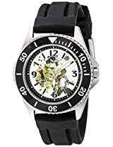 Marvel Avengers: Age of Ultron Men's W002252 Hulk Analog Quartz Black Watch