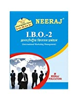 IBO2-International Marketing Management (IGNOU help book for IBO-2 in Hindi Medium )