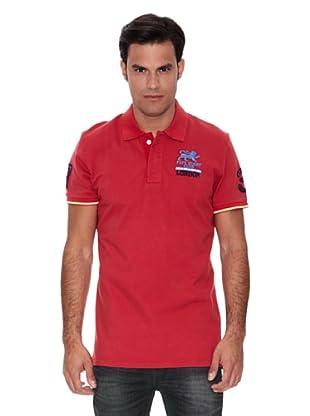 Pepe Jeans London Polo Pimblet (Rojo)