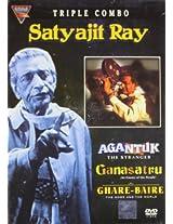 Satyajit Ray Triple Combo (Agantuk/Ganasatru/Ghare-Baire)