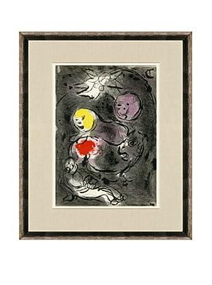 Marc Chagall: Le Prophete Daniel Avc Les Lions (Multi)