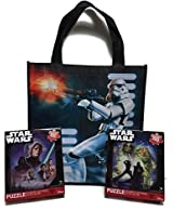 Star Wars Puzzle Pack 2 Puzzles With Carry Bag