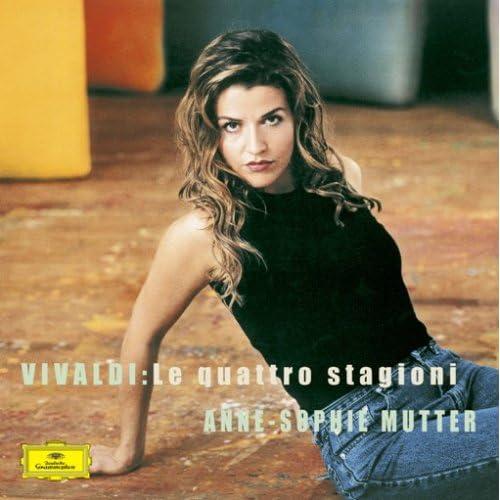 Vivaldi: Violin Concertos/TREVOR PINNOCK