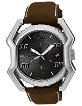 Fastrack   Analog Multi -Color Dial Men's Watch - 3112SL02