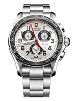 Victorinox Chrono Classic V241445 Chronograph Watch - For Men
