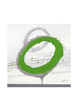 PlatinArt Cuadro Green Revolution 88 x 88